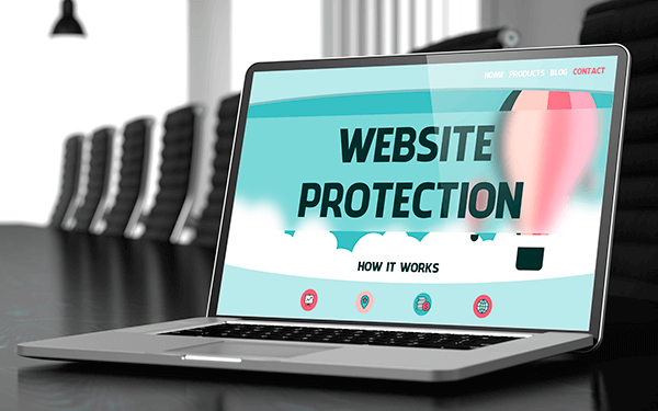come mettere al sicuro un sito internet