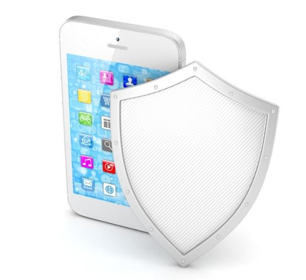 mobile control protezione dei dati