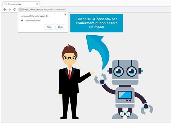 Virus Captcha Robot: cos'è, come ci si infetta e come rimuoverlo